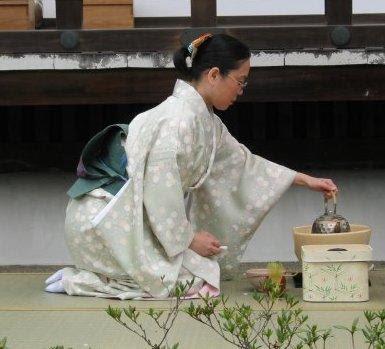 Anti Aging Treatments -Woman making tea