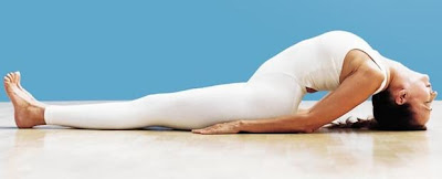 The Fish Posture (Matsyasana)