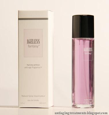 Ageless fantasy, anti age fragrance