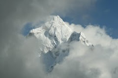 Ama Dablam in the Himalaya's