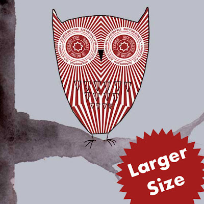 A Big Owl, by Popular Demand!