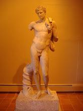 Hermes de Andros. Islas Griegas