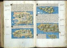 Cristóforo Buondelmonte, navegante y poeta. Realizó la cartografía más bella de las Cícladas.