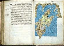 La Cartografía de Buondelmonte que expongo pertenece a distintos manuscritos.