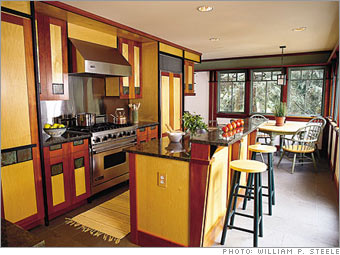 Craftsman Cabinets Kitchen