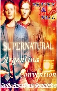 Heaven&Hell Supernatural Argentina Convention