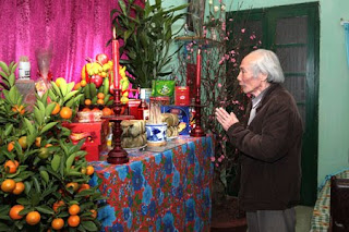 Five fruits tray on Tet - Beautiful culture of Vietnamese custom