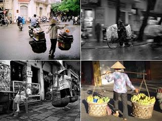 hanoi peddled wares