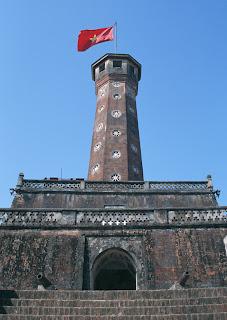 Hanoi Flagepole
