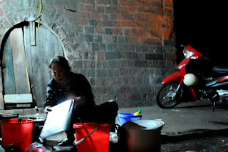 Hanoi winter night -  the pictures of Hanoi daily