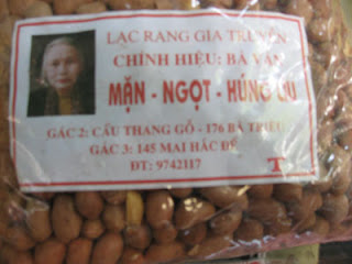 Hanoi flavouring powder roasted peanuts