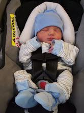 Clawson - one sweet baby