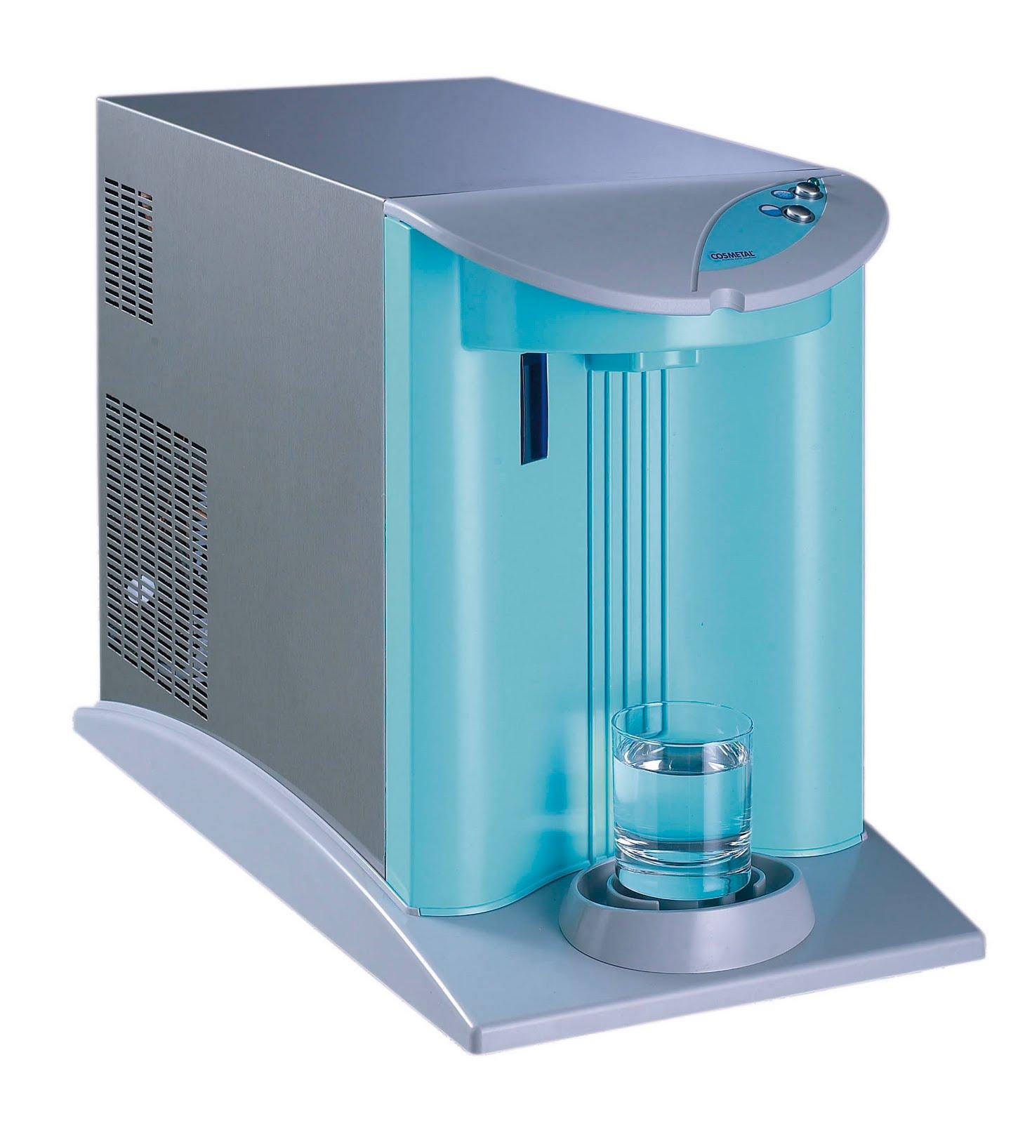 TRATTAMENTO ACQUA GENOVA: Erogatore acqua frizzante