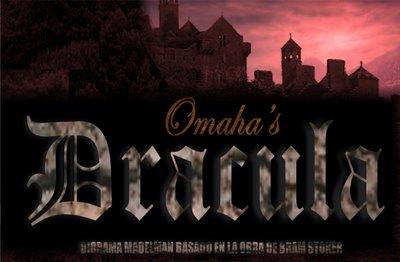 Drácula, de Omaha Beach Boy. Encabezado primitivo del blog, realizado íntegramente por Omaha.