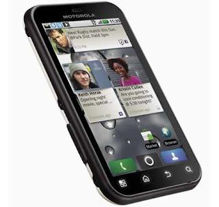 Motorola, Defy, Tecnología, Celulares
