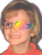 兒童弱視用的單眼眼罩,相片來源:http://www.allaboutvision.com/conditions/amblyopia.htm