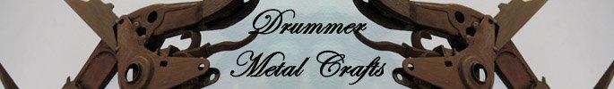 Drummer Metal Crafts