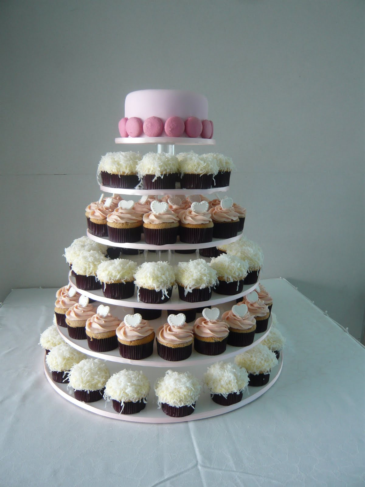 Cupcakes Tower