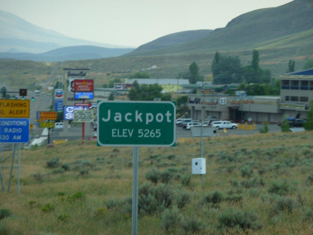 jackpot nevada casinos