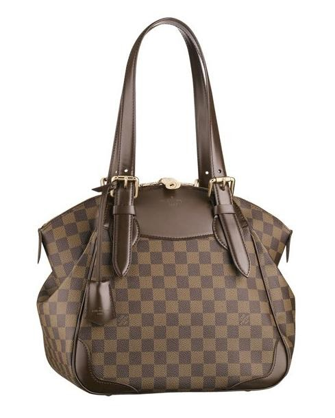 Borse Bag Verona : First lvook damier verona mm in lvoe with louis vuitton