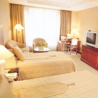 Koreana Hotel Room