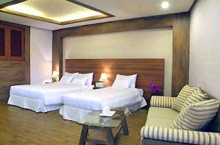 Seoul Leisure Tourist Hotel Room