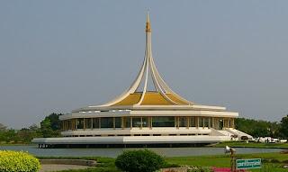 Amusement park Rama IX Park