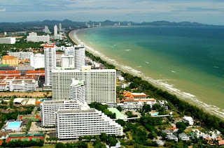 Jomtien Beach is Most Popular Beach in Thailand