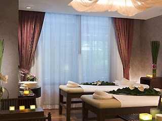 Spa of Novotel Suvarnabhumi Airport Hotel