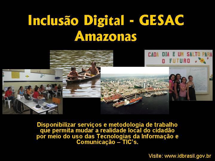 Programa GESAC - Amazonas