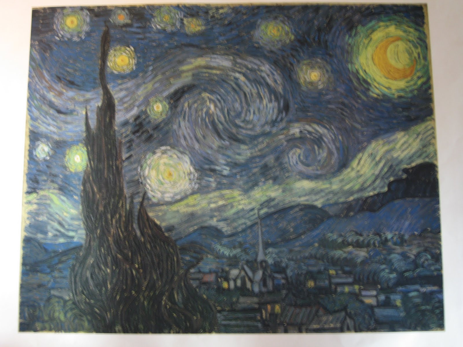 society by design starry night designed by artist vincent van gogh