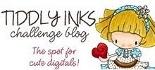 Tiddly Inks Challenge Blog!