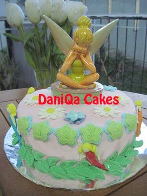 tinkerbell+cake cara membuat kue ulang tahun angry bird
