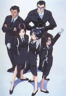anime tokusatsu lover you re under arrest