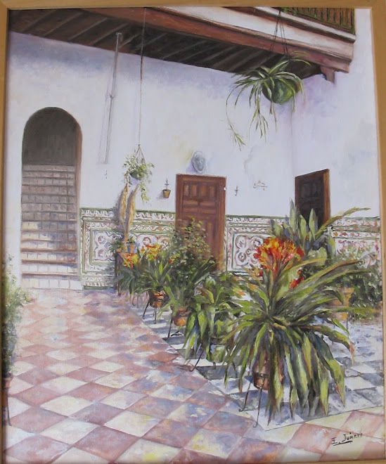 Sevilla. Patio Sevillano