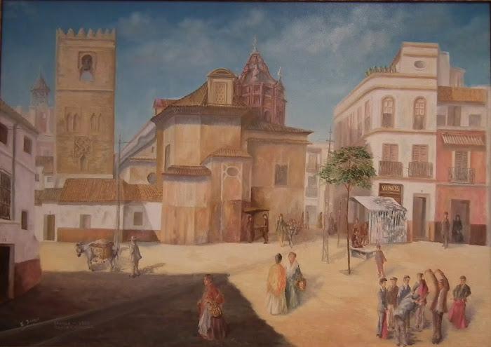 LA SEVILLA DE AYER. Santa Catalina