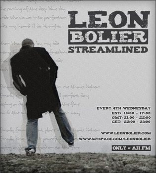 Leon Bolier – StreamLined 011 (14.09.2009)