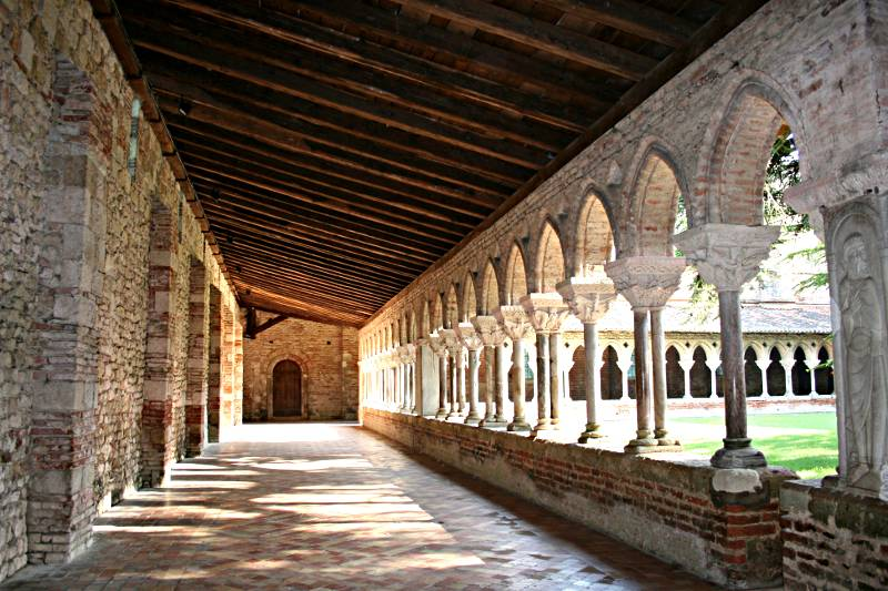 12th century cloister