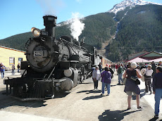 Durango to Silverton Steam Train