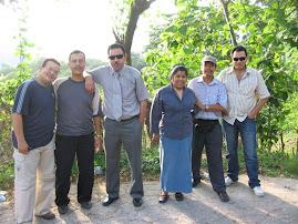 Visita con extranjeros