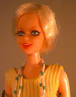 Barbie doll Twiggy 1967