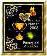 Premios y memes otorgados al blog