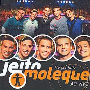 Jeito Moleque - As 20 Mais *AO-VIVO*