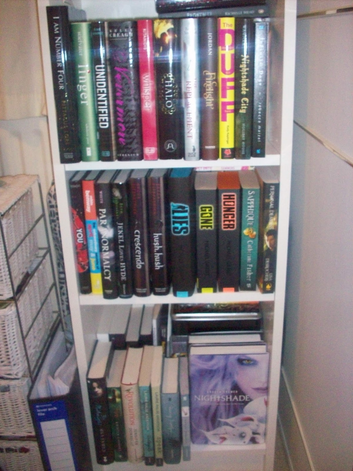 Amazing photo of bookcase is a mix of read/reading and TBR books. It's depth means  with #887343 color and 1200x1600 pixels