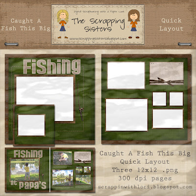 http://scrappingsisters.blogspot.com/2009/10/caught-fish-this-big_16.html