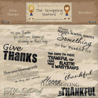 http://scrappingsisters.blogspot.com/2009/11/thanksgiving-splendor-wordart.html