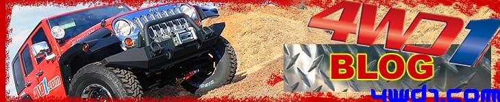 4WD | 4x4 | Jeep | off-road | Wrangler | Toyota Hilux | Nissan Navara |