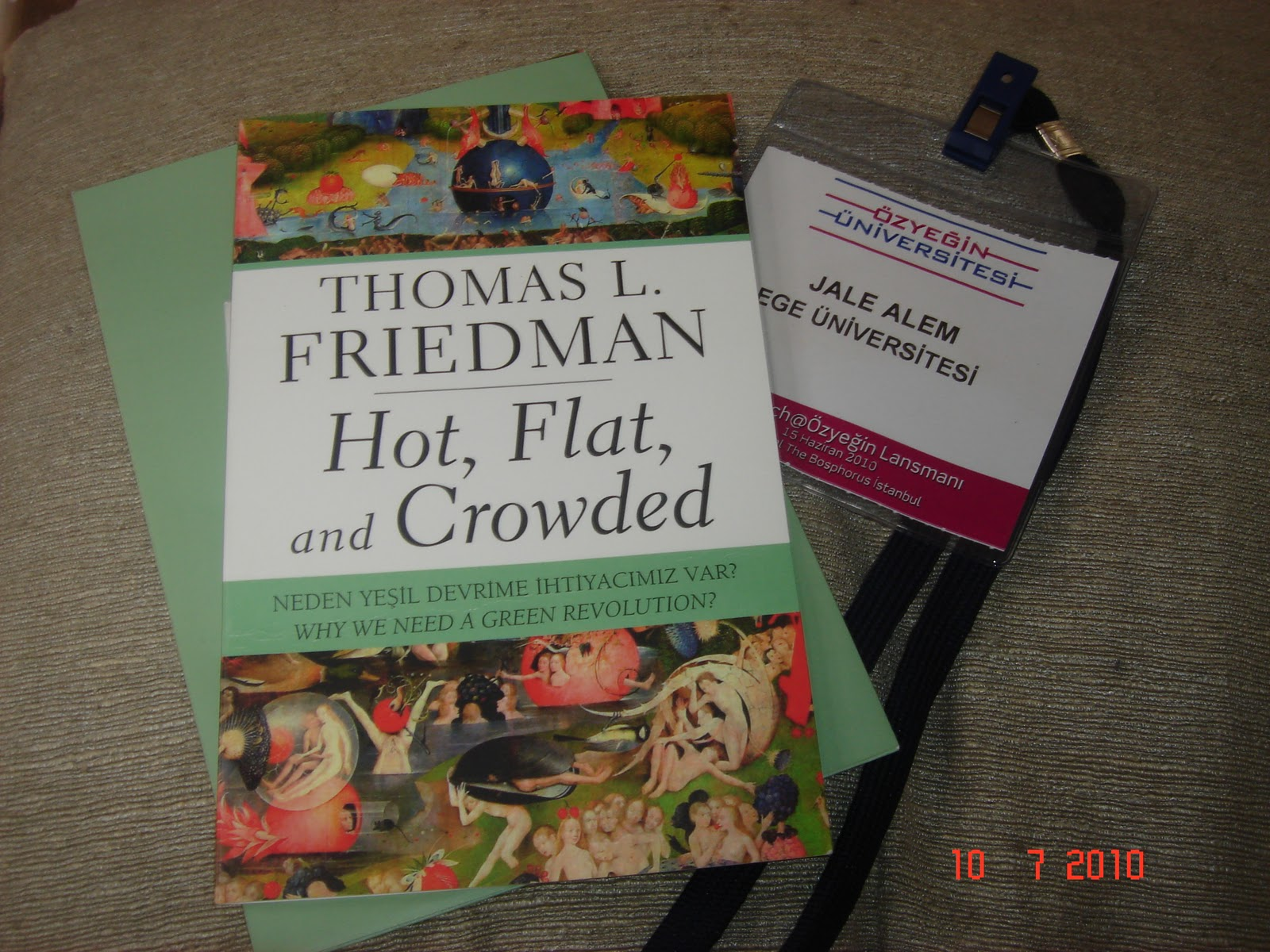 summary of hot flat crowded Npr coverage of hot, flat, and crowded: why we need a green revolution--and how it can renew america by thomas l friedman news, author interviews, critics' picks and more.