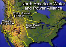 NAWAPA - North American Water and Power Alliance