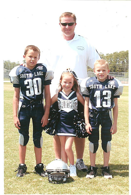 Cheer & Football 2008